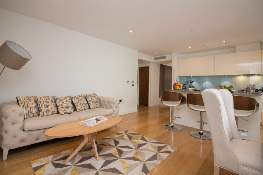Marsham City Apartment - Westminster, Central London