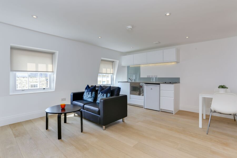 King's Cross Apartments - Euston, North London