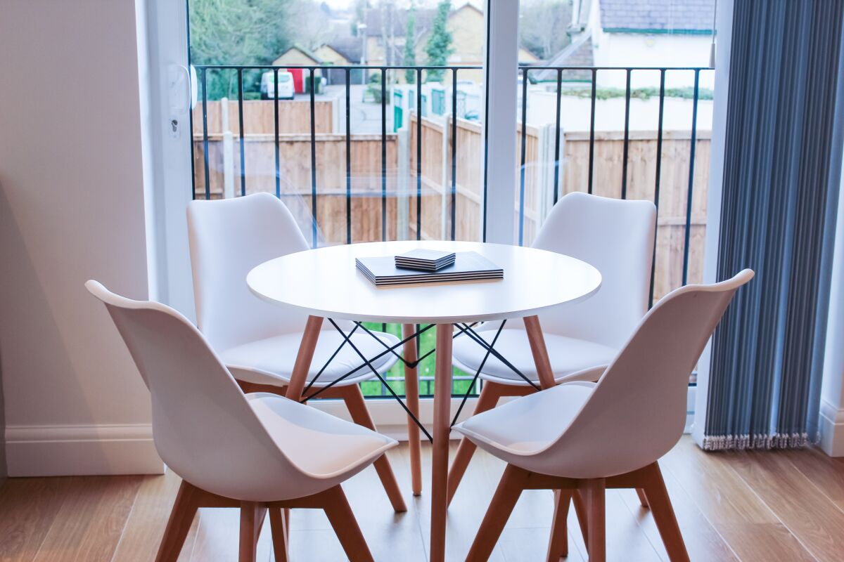 Dining Area, West Finchley Serviced Apartments, Finchley