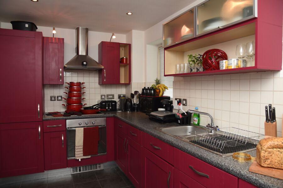 Graham Street Apartment - Birmingham, United Kingdom