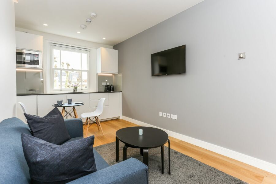 Inverness Terrace - Bayswater, West London