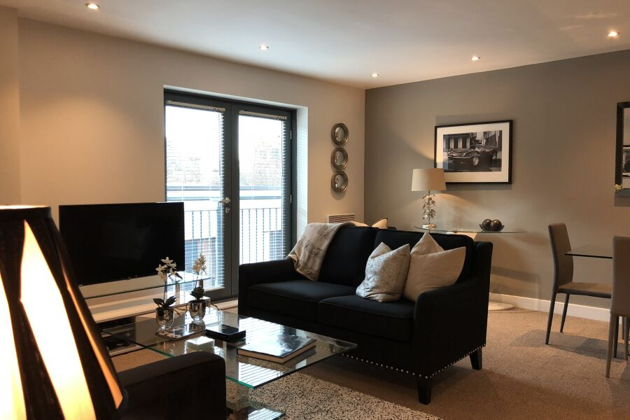 The Habitat Apartment - Nottingham, United Kingdom