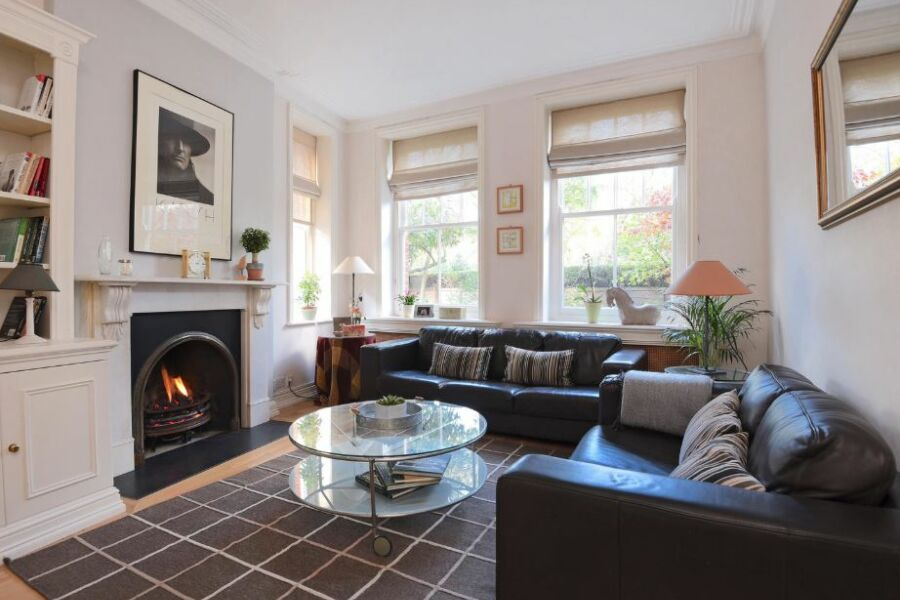 Battersea Garden Apartment