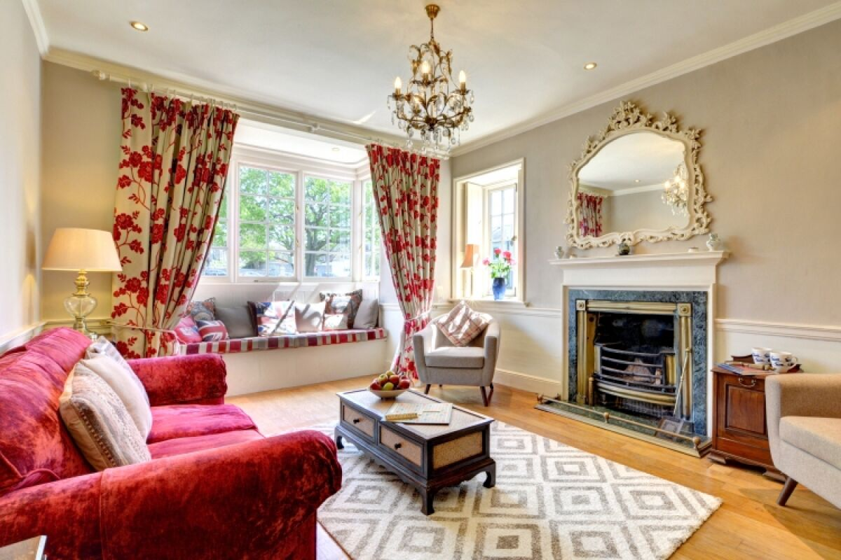 Living Area, Prospect Cottage Serviced Accommodation, Brighton