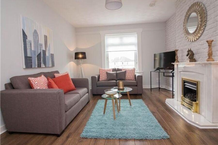 Elderpark View Apartment - Glasgow, United Kingdom