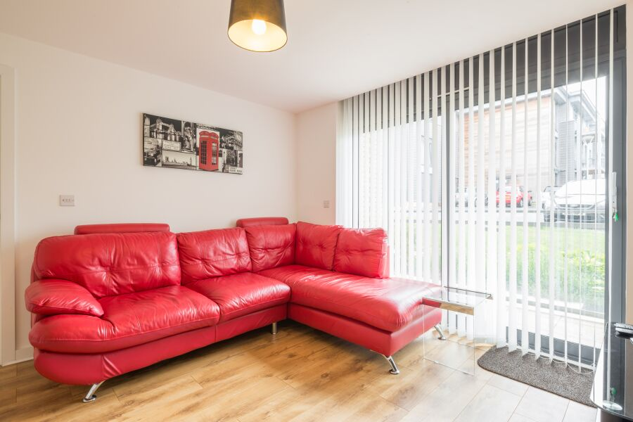 Somerville Court Apartment - St. Albans, United Kingdom