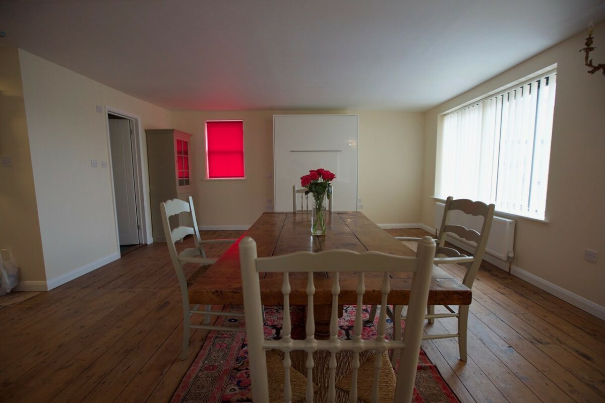 Dining Area, Dove Street Serviced Apartments, Ipswich