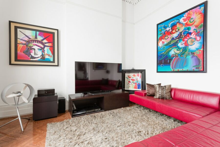 Baker Street Apartment - Marylebone, Central London