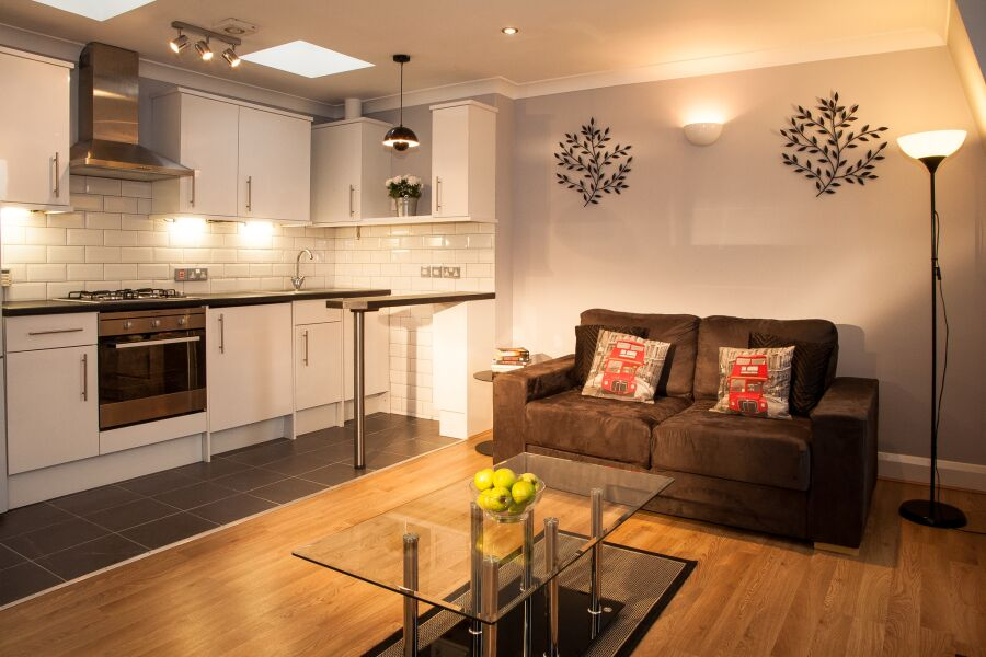 Hammersmith Grove Apartments - Hammersmith, West London