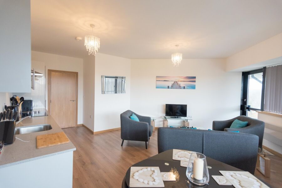 The Quadrant Apartments - Swindon, United Kingdom