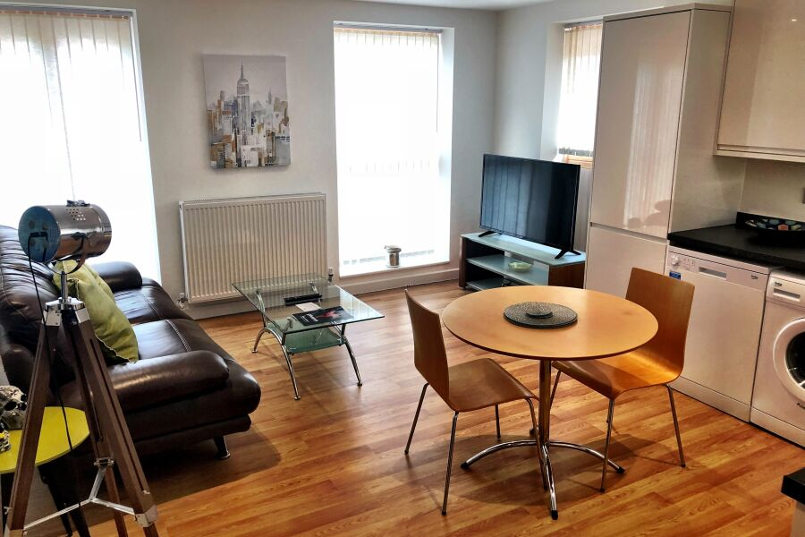 The Quadrant Apartments - Newbury, United Kingdom