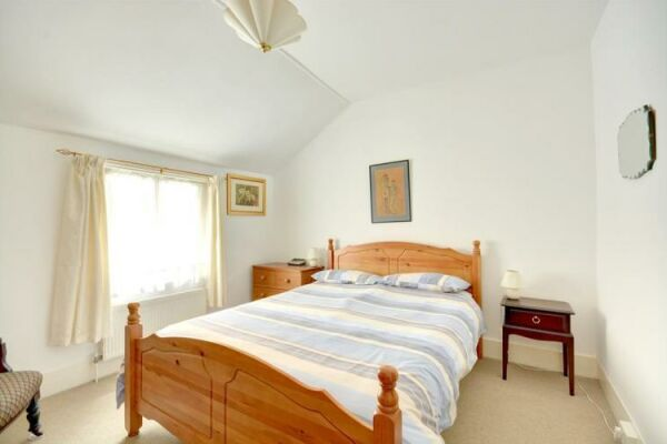 Bedroom 1, Coachman's Serviced Apartment Hove