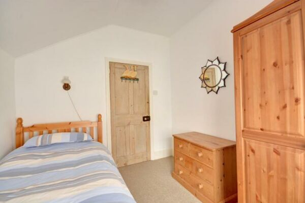 Bedroom 2, Coachman's Serviced Apartment Hove