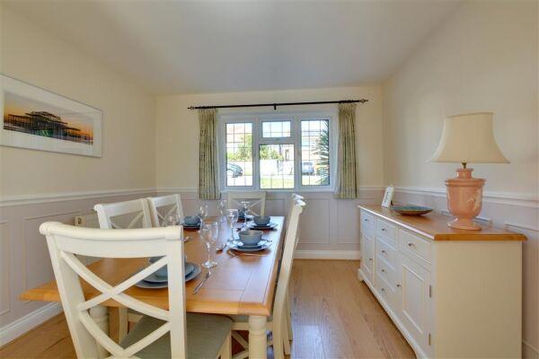 Dining Area, Saltdean Heights Serviced Accommodation, Saltdean, Brighton
