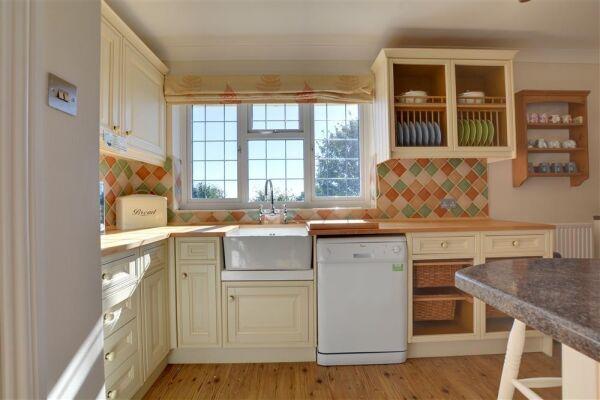 Kitchen, Saltdean Heights Serviced Accommodation, Saltdean, Brighton