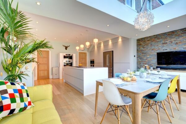 Kitchen & Diner, Casa Bonita House, Serviced accommodation Hove