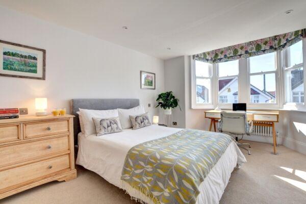 Bedroom 2, Casa Bonita House, Serviced accommodation Hove