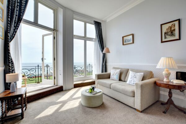 Living Room, Adelaide Mansions Serviced Apartments, Hove