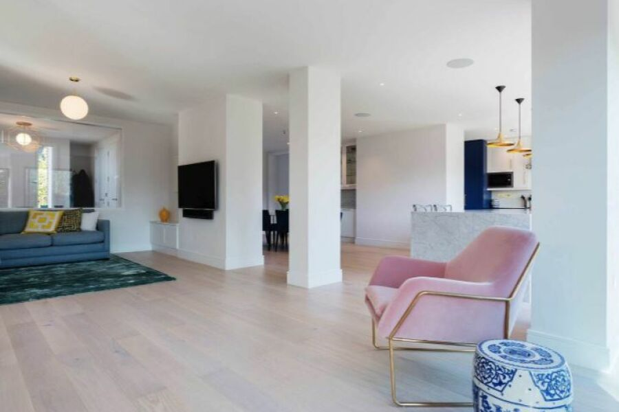 Melville Avenue Accommodation - Wimbledon, West London