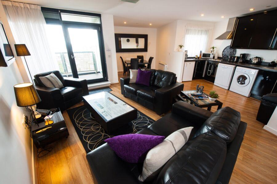 West Marketgait Apartments - Dundee, United Kingdom