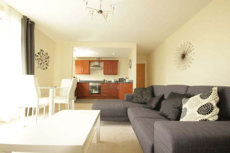 Cultural Hub Apartment - Hull, United Kingdom