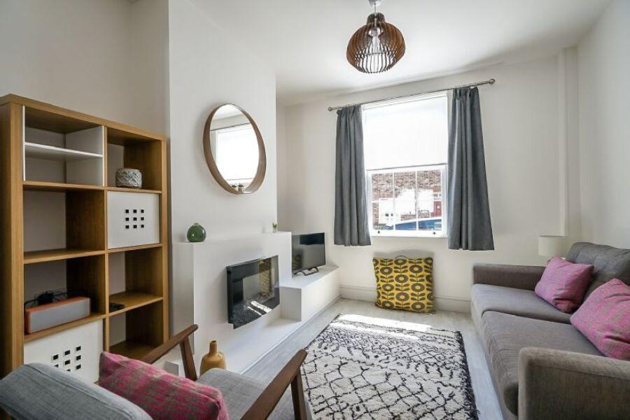 25 Buckingham Street Apartment - York, United Kingdom