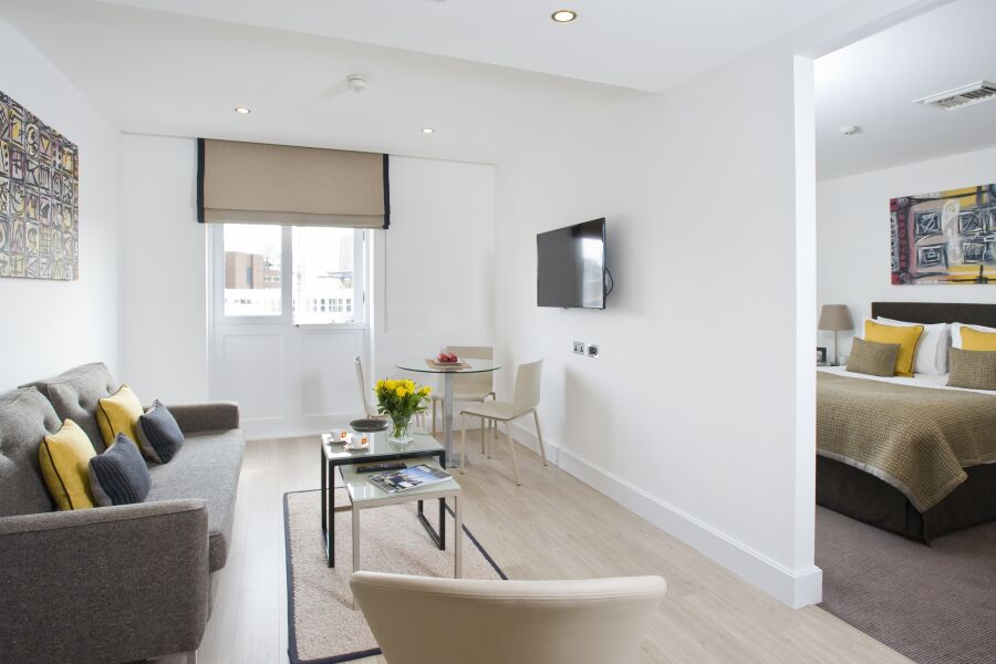 The Rosebery Apartments - Clerkenwell, The City