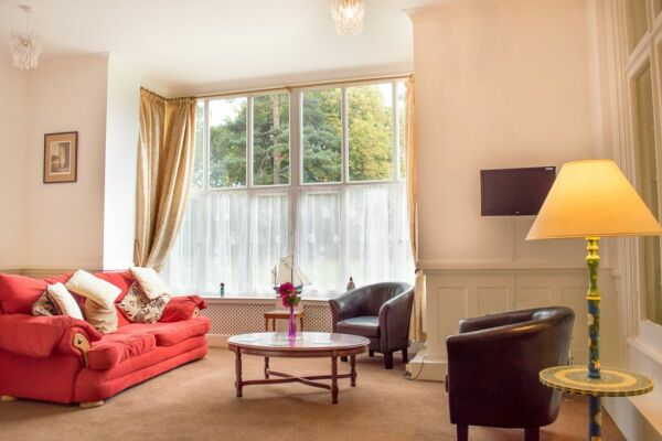 Living Area, Faygate Serviced Apartments, Horsham