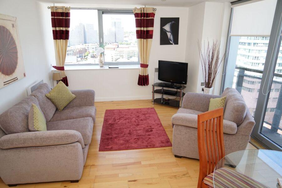 Cranbrook House Apartments - Nottingham, United Kingdom