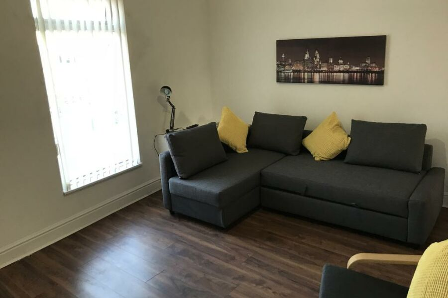 The Docklands 2 Apartment - Liverpool, United Kingdom