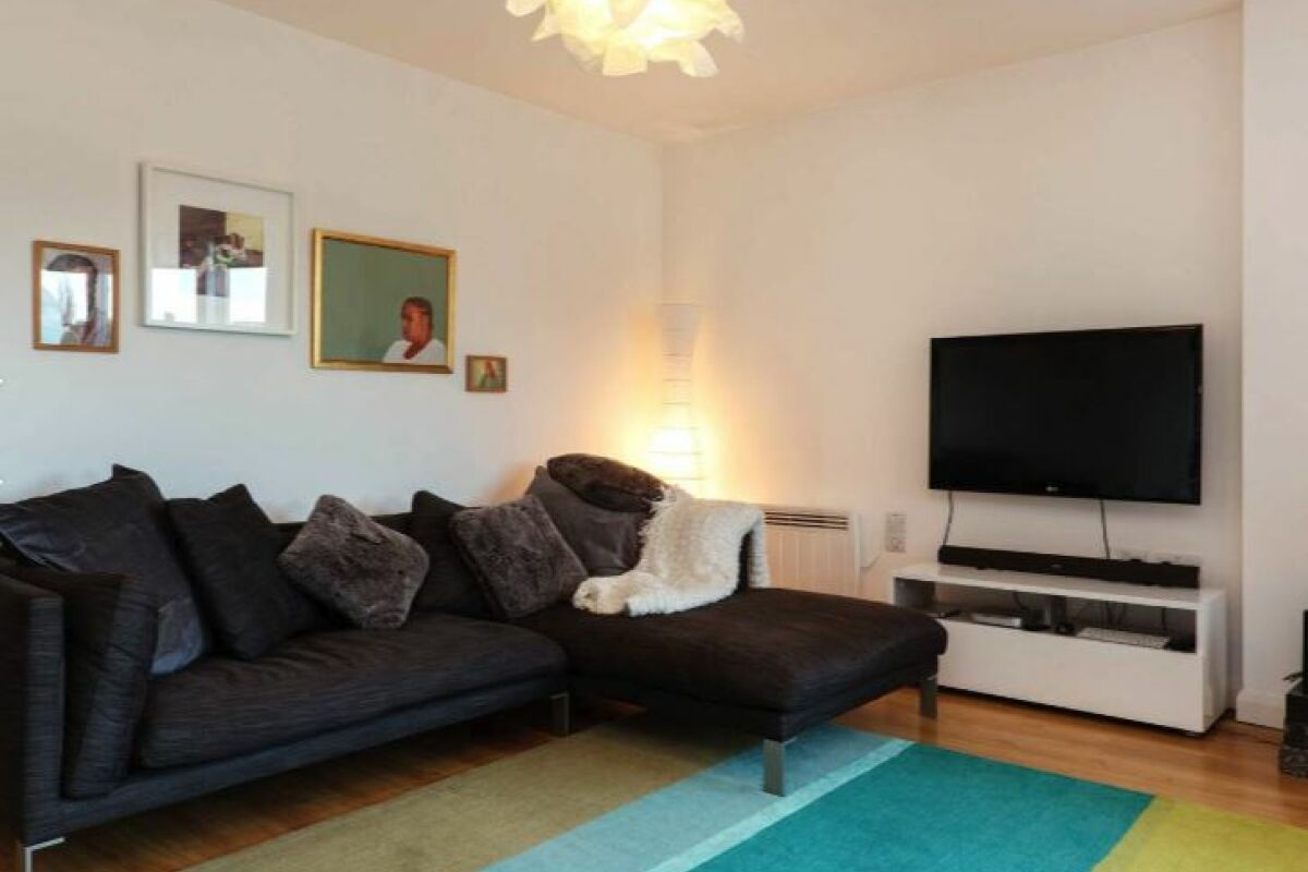 Living Area, West Hampstead Serviced Apartment, West Hampstead