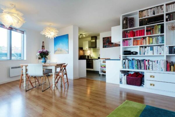 Sitting Area, West Hampstead Serviced Apartment, West Hampstead