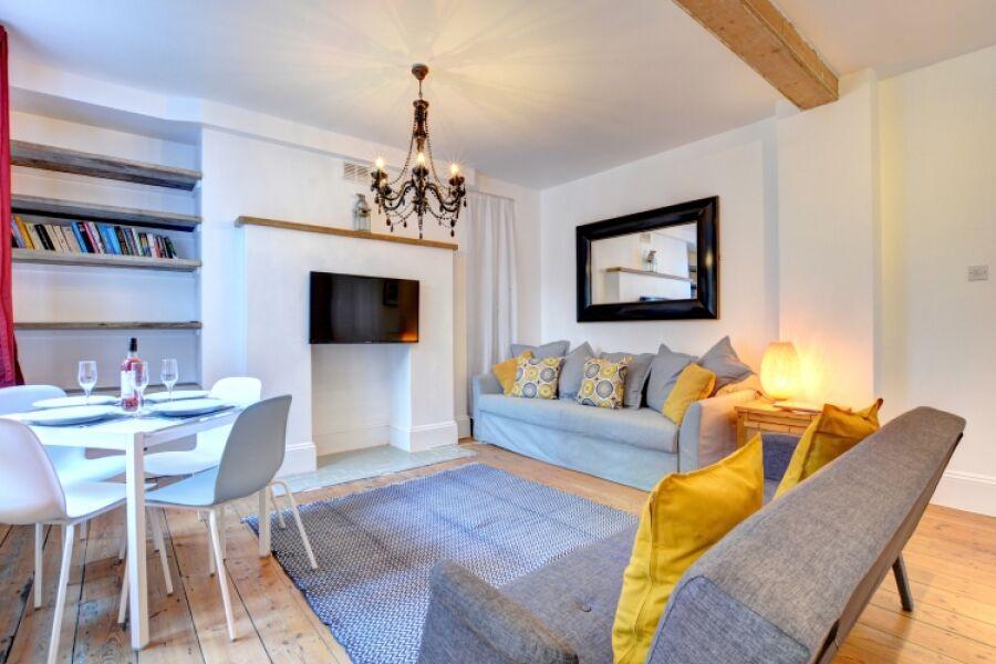 Patio Apartment - Brighton, United Kingdom
