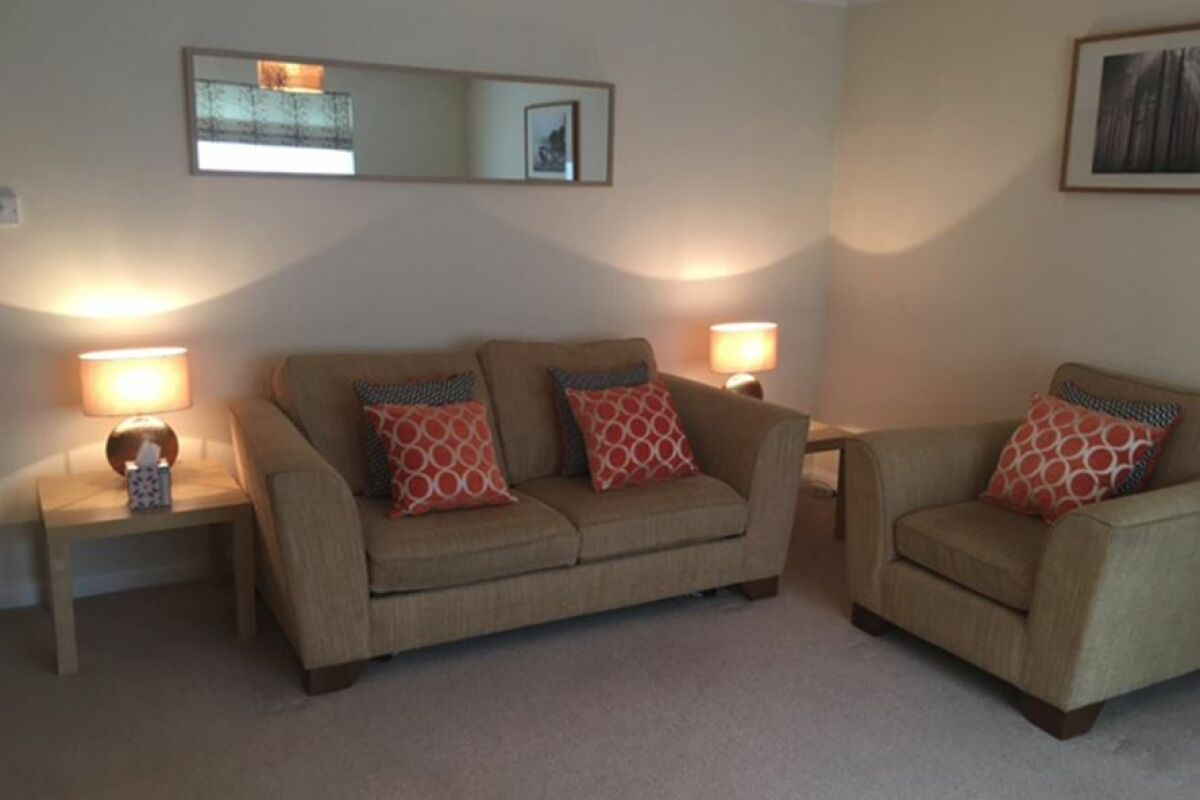Living Room, Greenacres Serviced Accommodation, Horsham