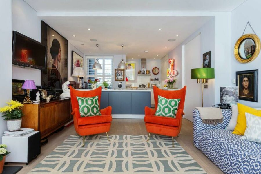 Albert Bridge Apartment - Battersea, South West London