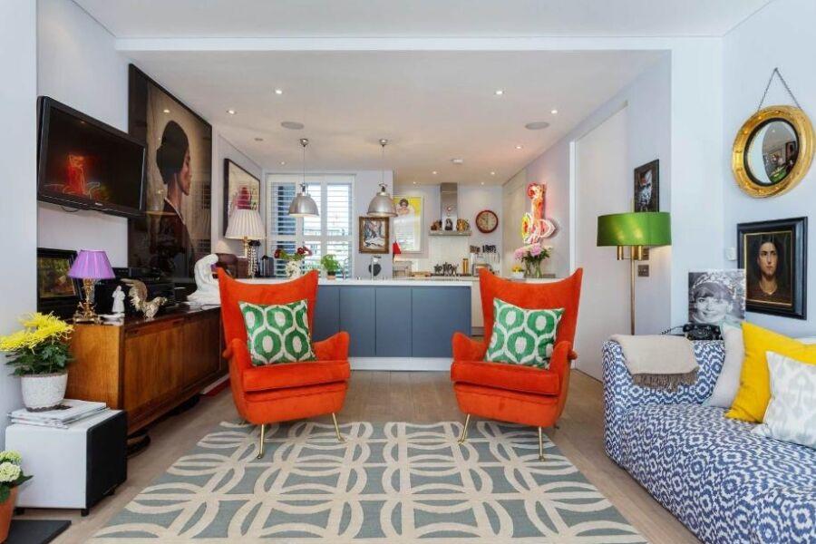 Albert Bridge Apartment - Battersea, South West London