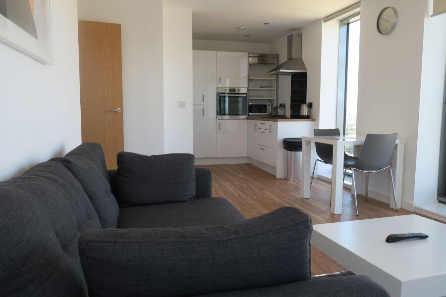 Michigan Apartments - Manchester, United Kingdom