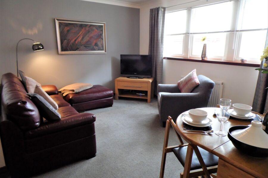 Avondale View Apartment - Strathaven, South Lanarkshire