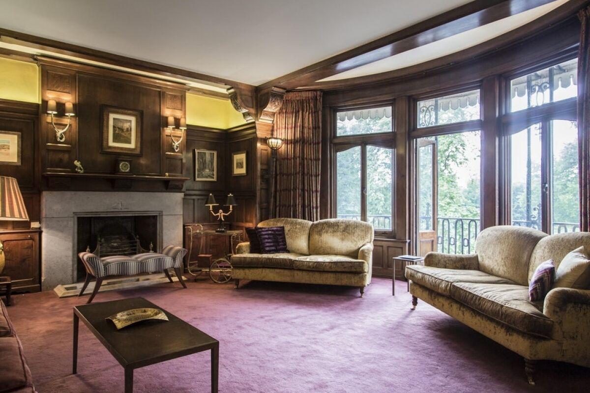 Living Area, Albert Terrace Serviced Accommodation, London