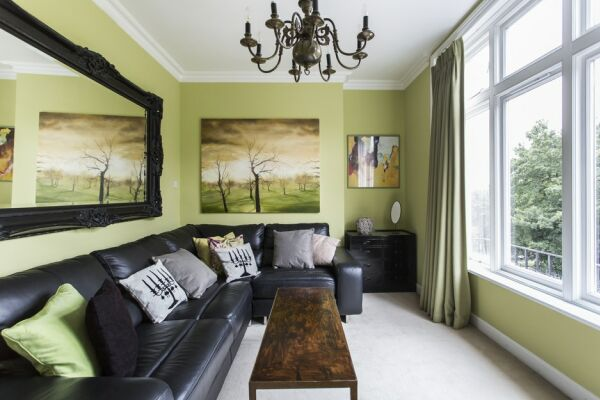 Sitting Area, Albert Terrace Serviced Accommodation, London