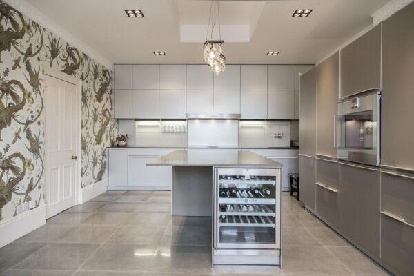 Kitchen, Albert Terrace Serviced Accommodation, London