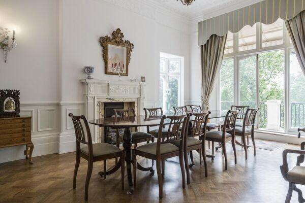 Dining Area, Albert Terrace Serviced Accommodation, London