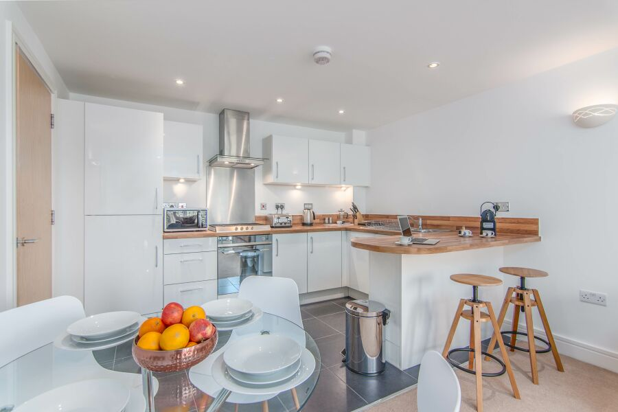 Tanners Wharf Apartment - Bishop's Stortford, United Kingdom