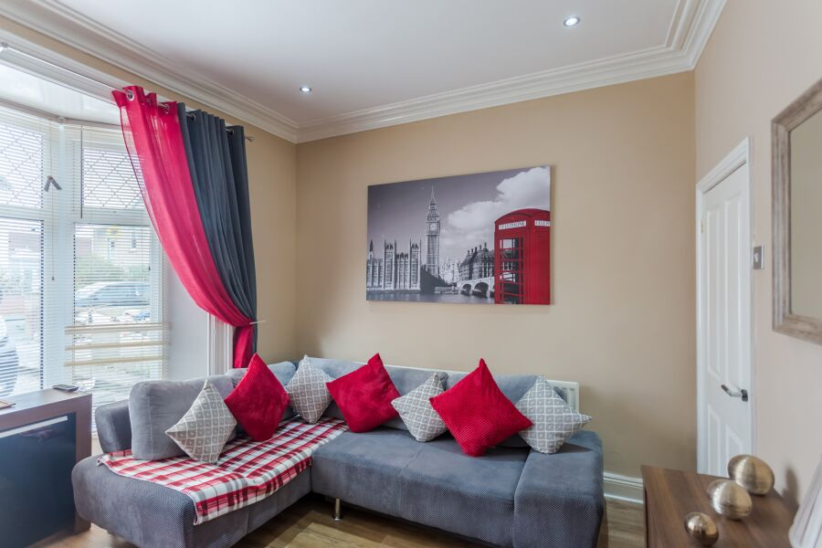 Marina House Accommodation - Hartlepool, Middlesbrough