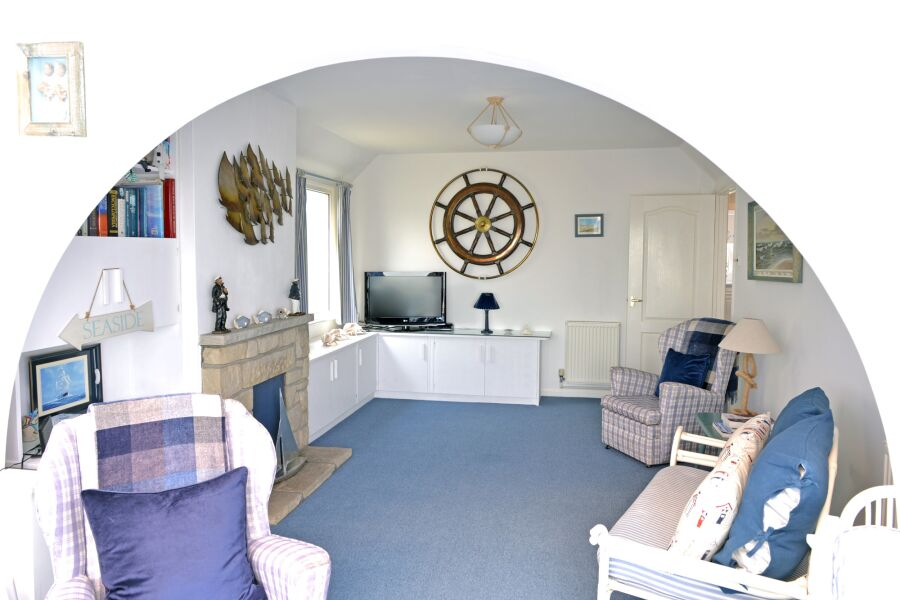 Beach Cottage Accommodation - Pevensey, East Sussex