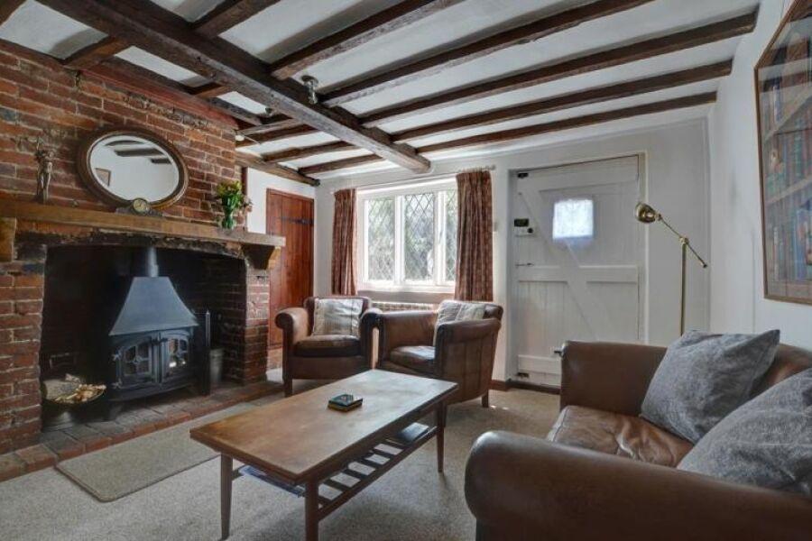 Merryfield Cottage - Robertsbridge, East Sussex