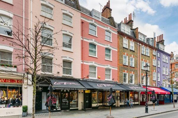 Exterior, 54 James Street Serviced Apartments, Marylebone