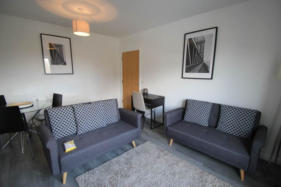 The Pinnacle Apartment - Northampton, United Kingdom