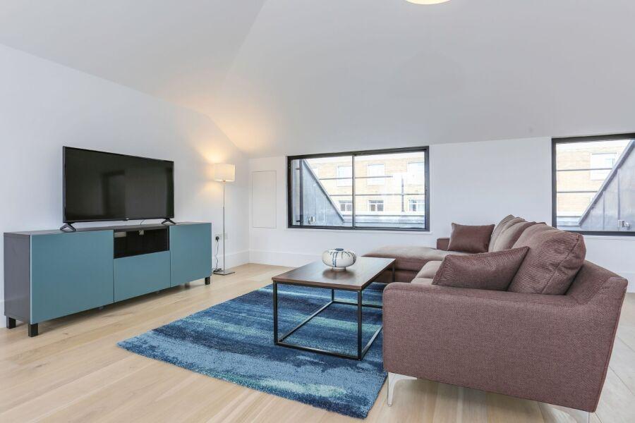 Bloomsbury Kingsway Apartments - Bloomsbury, Central London
