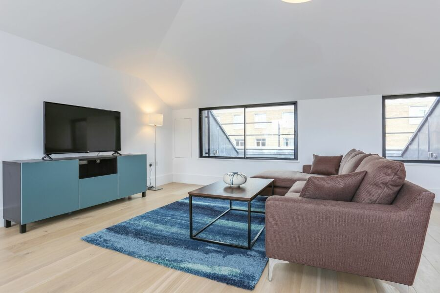 Bloomsbury Kingsway Apartments - Bloomsbury, Central London